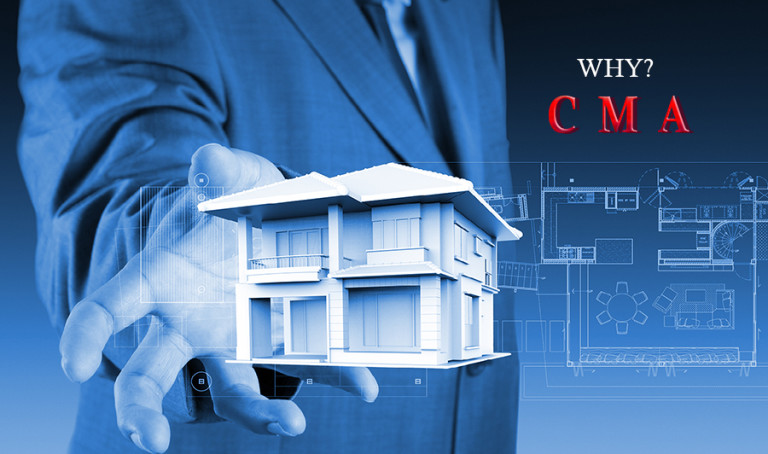buying or selling your home with CMA