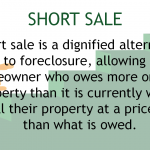 What is a short sale anyway?  The long and short of it.