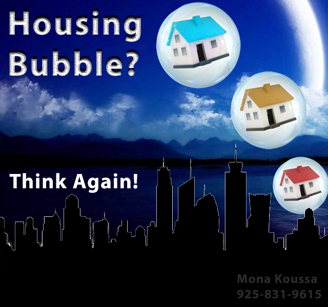Real Estat-housing bubble?