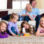 Family Rooms – the heart of every home