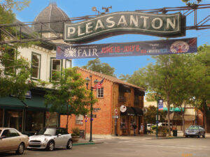 Pleasanton CA Neighborhoods
