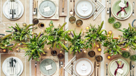 7 Tips to Create a Gorgeous Thanksgiving Table