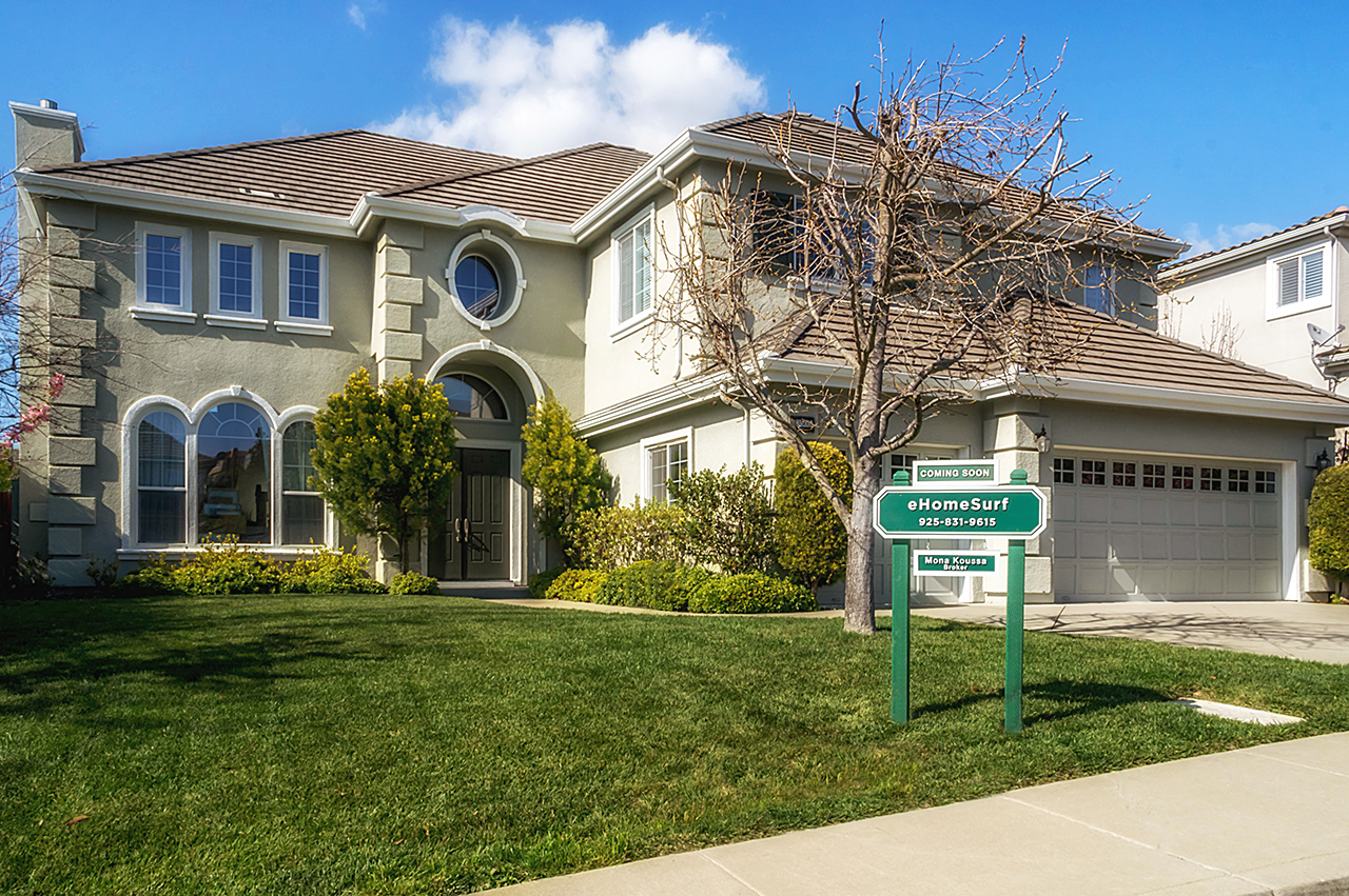 3505 Ashbourne Cir., San Ramon